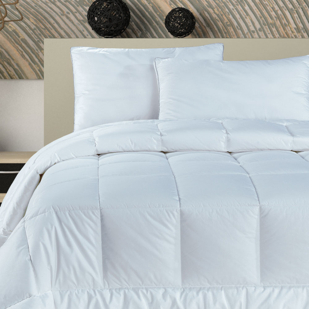 Cotton Cover/Microfibre Filling Duvet