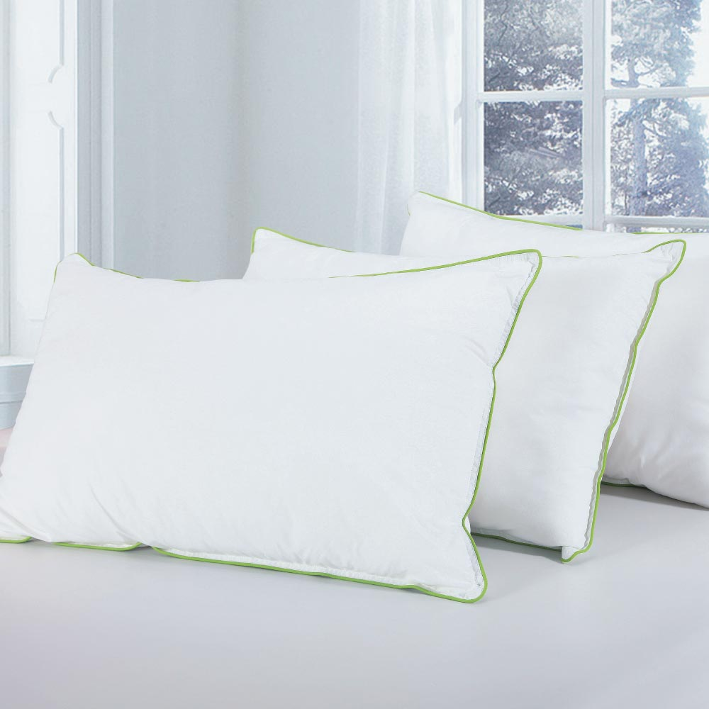 Greenfirst® Hypoallergenic Luxury Down Alternative Pillow