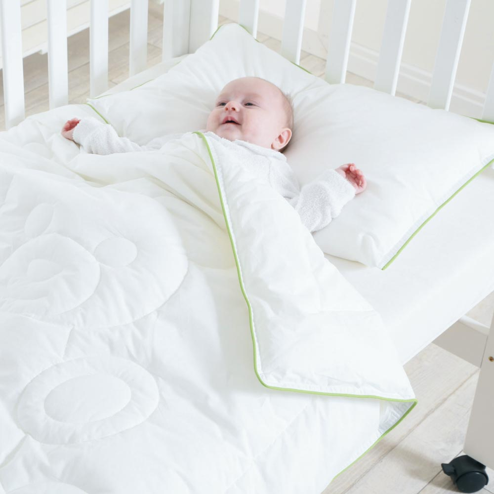 Greenfirst® Hypoallergenic Junior Pillow