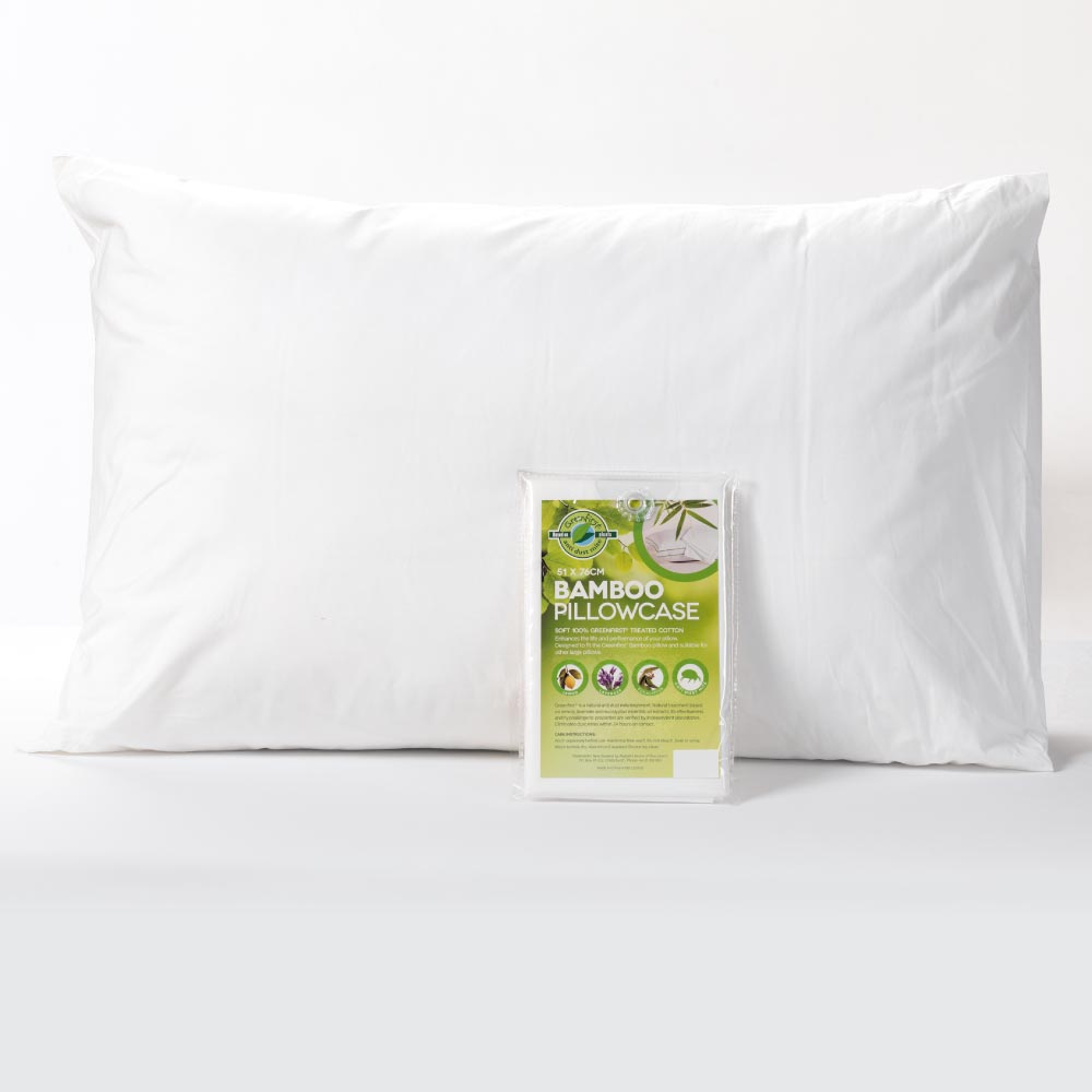 Greenfirst® Bamboo Pillowcase