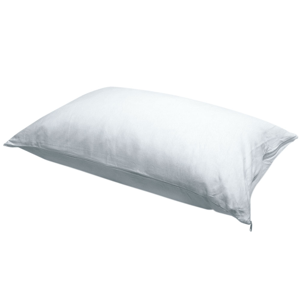 Jersey Knitted Pillow Protector
