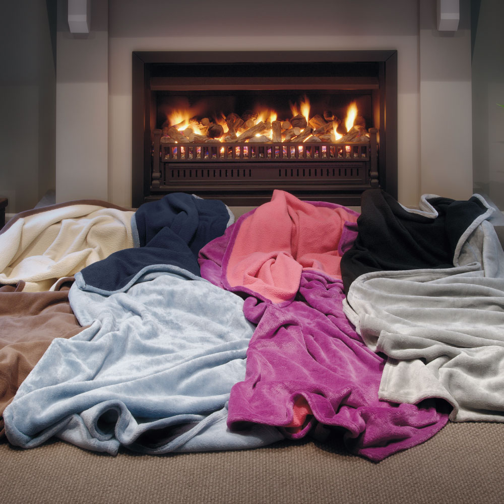 Sherpa Two in One Blanket