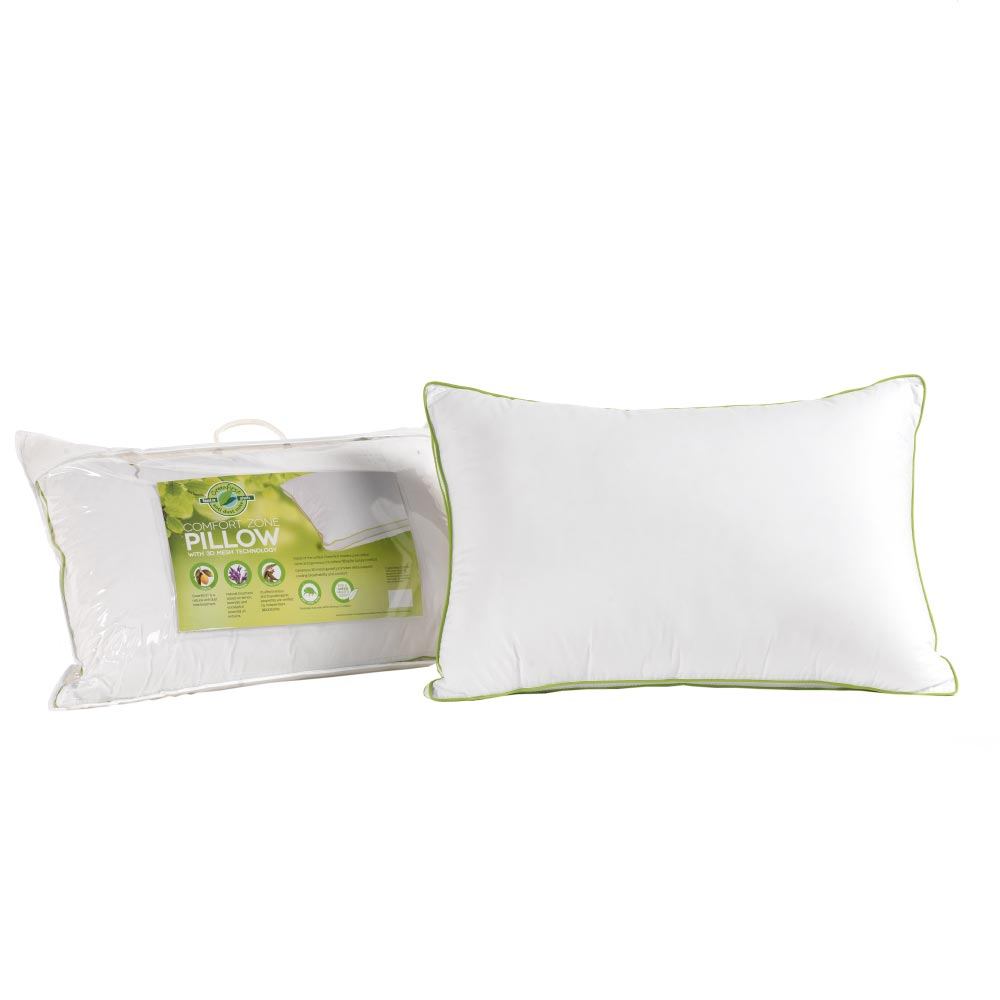 Greenfirst® Comfort Zone Pillow